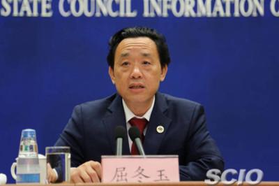 Ministro de Assuntos Rurais da China, Qu Dongyu, vai dirigir a FAO. (Foto: Divulgação).