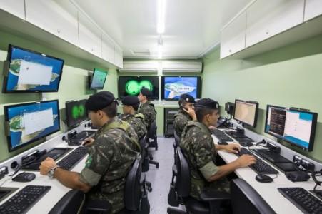 Sem todo o dinheiro prometido, estrutura já montada na 4ª Brigada em Dourados pode se tornar obsoleta antes do uso