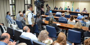 Renato Câmara implanta frente para efetivar unidades ambientais