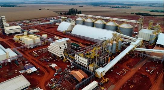 Coamo inaugura planta industrial nesta segunda-feira em Dourados e deve gerar 250 empregos diretos