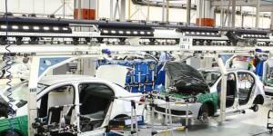 Produção de veículos em março tem o menor volume em 16 anos