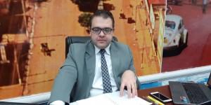 Alan Guedes quer audiência para tratar suspensão dos débitos previdenciários