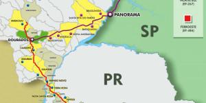 Estado aguarda conclusão de estudo da Ferroeste para julho