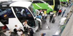 Viagens intermunicipais ficam 4% mais caras no Estado