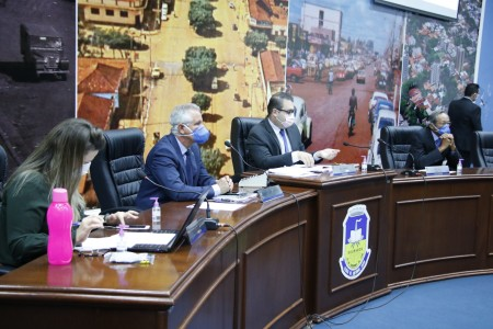 A Câmara criou a Frente Parlamentar de Acompanhamento da Revisão do Plano Diretor a partir de ato da Mesa Diretora Foto: Arquivo
