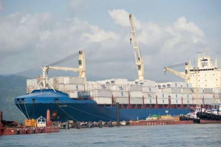 navio china