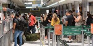 Governo federal inicia processo de concessão de três aeroportos no Estado