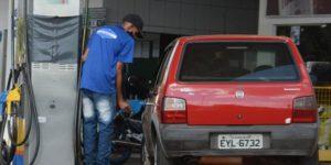 Pela segunda semana consecutiva, preço médio da gasolina cai em MS