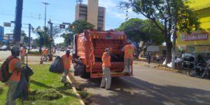 Após análise, TCE/MS libera serviço de limpeza em Dourados